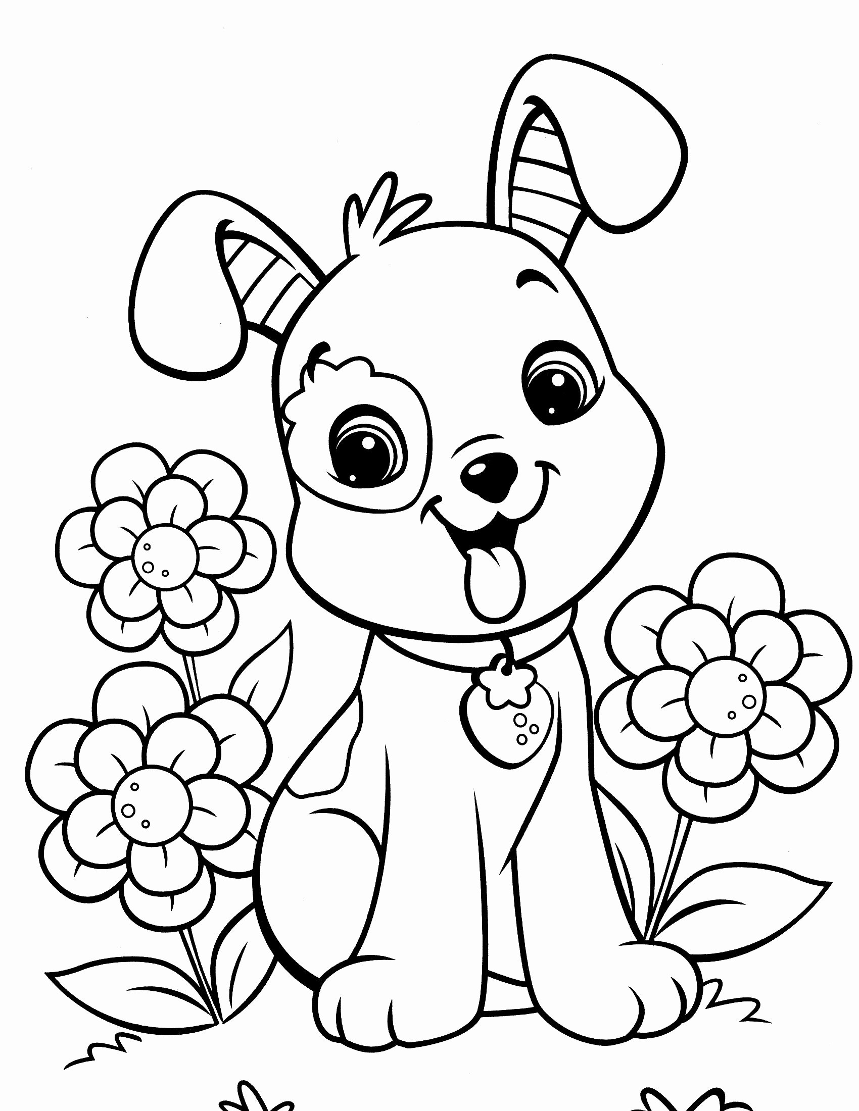 Free Printable Coloring Worksheets for Preschoolers Printable Coloring Pages Free Printable Coloring Pages for