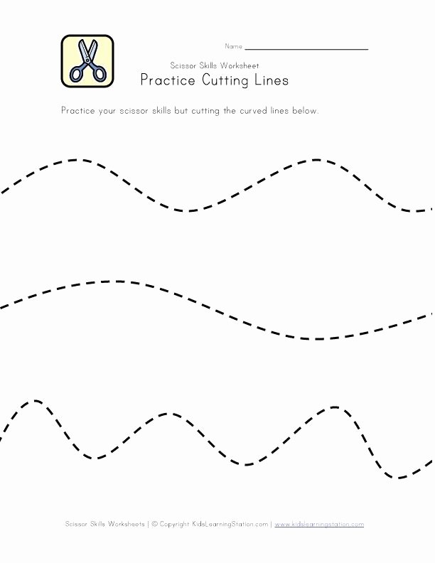 Free Printable Cutting Worksheets for Preschoolers Free Pin On Motor Skills Worksheets