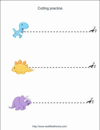Free Printable Dinosaur Worksheets for Preschoolers Free Dinosaur Printables for Preschoolers Free Dinosaur