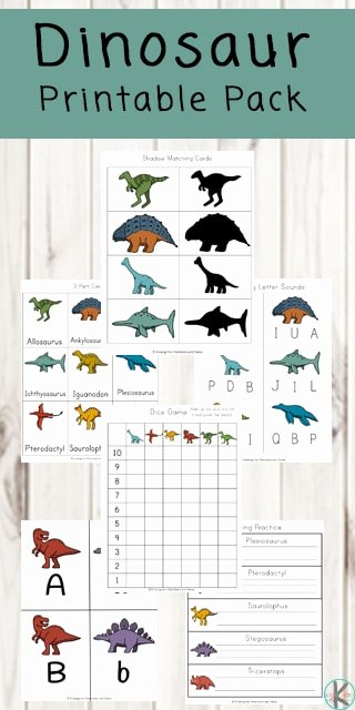 Free Printable Dinosaur Worksheets for Preschoolers New Free Dinosaur Printables