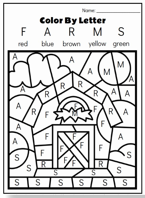 Free Printable Farm Worksheets for Preschoolers Best Of Farm Animal Printables for Preschool