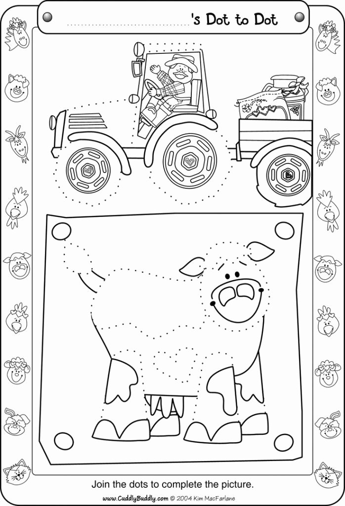 Free Printable Farm Worksheets for Preschoolers Free Free Printable Farm Worksheet for Kids