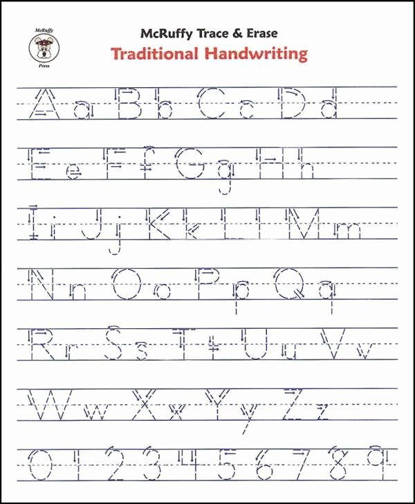 Free Printable Handwriting Worksheets for Preschoolers Best Of Worksheet Handwritings for toddlers Shape Tracing Free