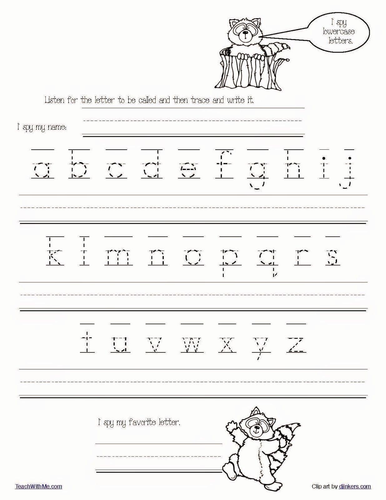Free Printable Handwriting Worksheets for Preschoolers Printable Worksheets Math Worksheet Free Printable Handwriting