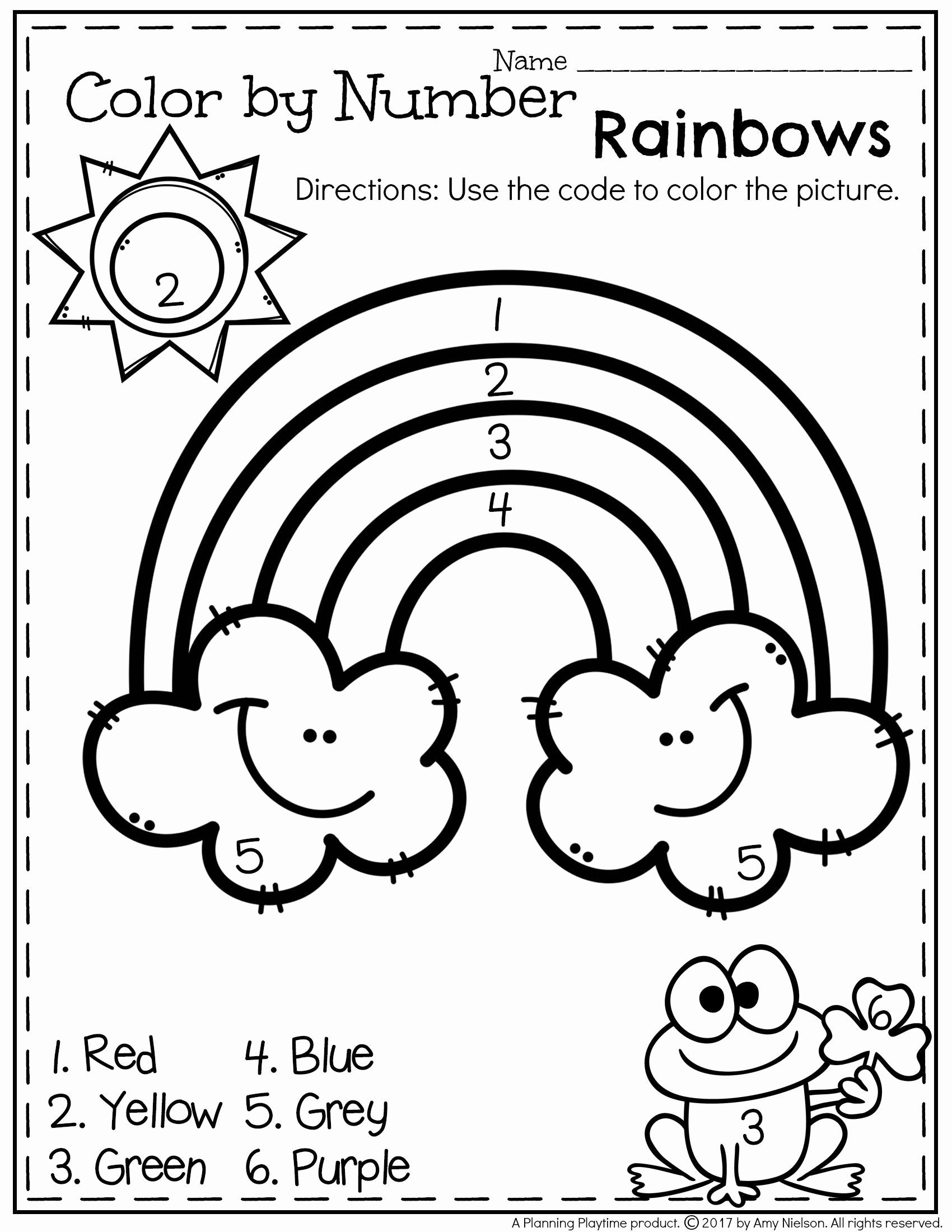 Free Printable Learning Worksheets for Preschoolers Kids Worksheets Pre Number Matching Worksheet Thanksgiving