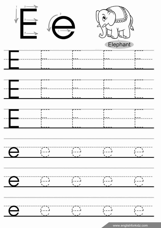 Free Printable Letter E Worksheets for Preschoolers Lovely Fun Letter Worksheets Kittybabylove for Preschool Kitchen