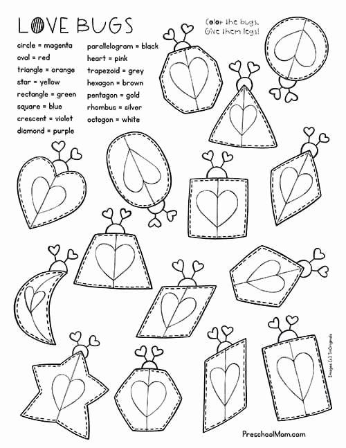Free Printable Valentine Worksheets for Preschoolers Kids Valentine S Day Preschool Printables Preschool Mom