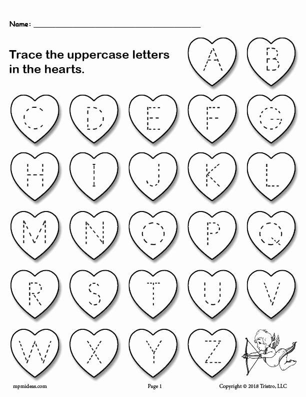 Free Printable Valentines Worksheets for Preschoolers Kids Valentine S Day Free Printable Worksheets Worksheets