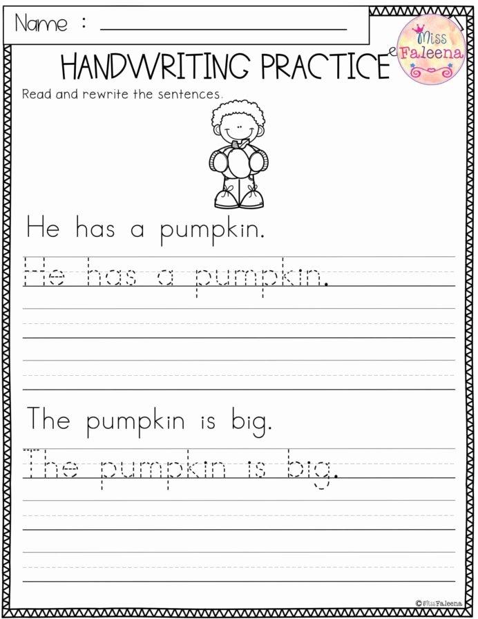 Free Worksheets for Preschoolers Handwriting Kids Free Preschool Handwriting Practice Sheets Worksheet Color