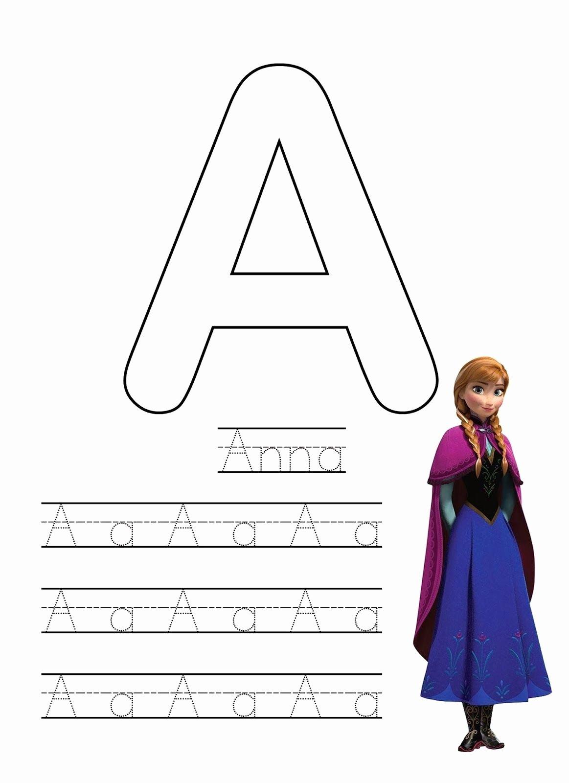 Frozen Worksheets for Preschoolers Printable I Make I Free Frozen Writing Worksheets