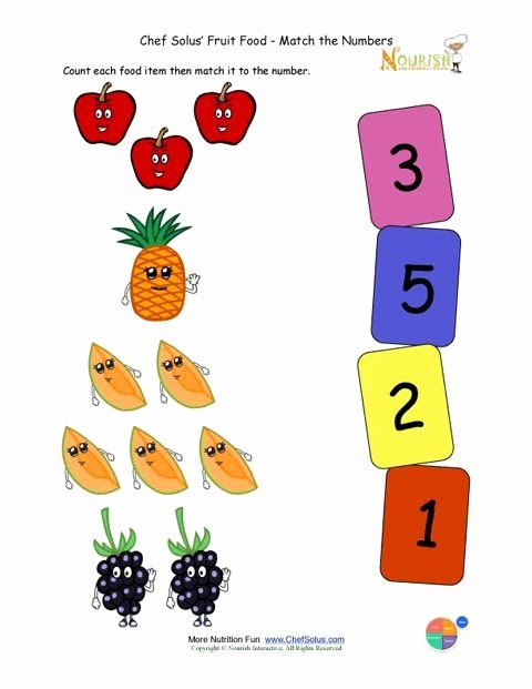 Fruits and Vegetables Worksheets for Preschoolers Best Of Fruit and Ve Able Worksheet for Kids