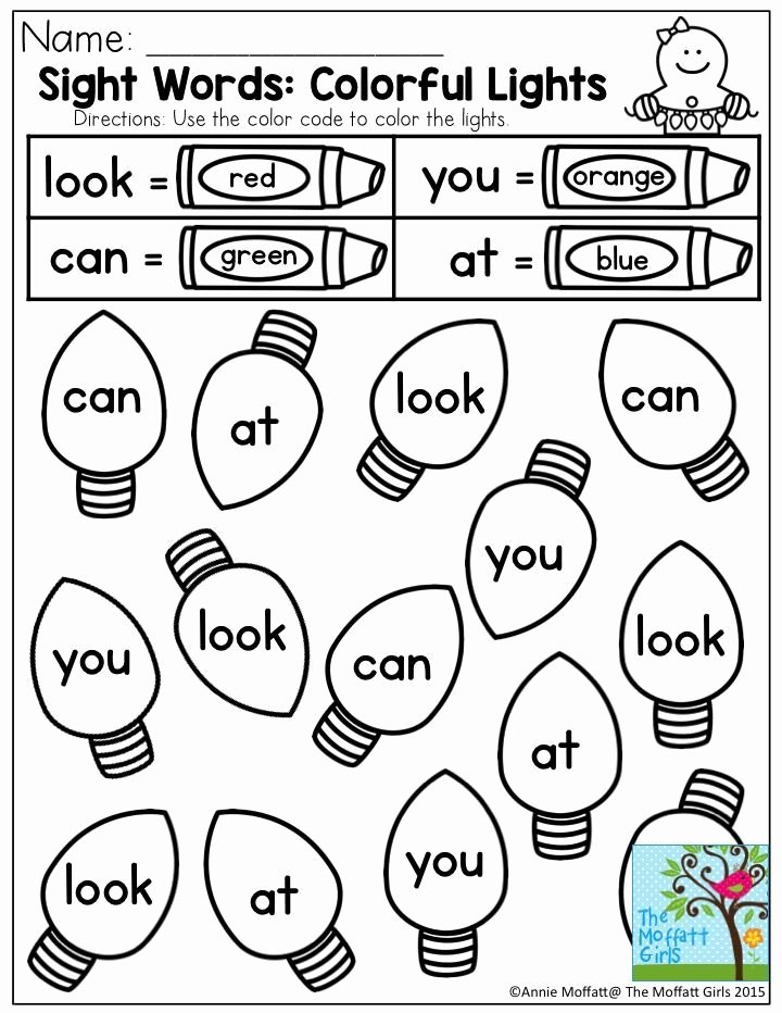 Fun Learning Worksheets for Preschoolers Free December Fun Filled Learning with No Prep