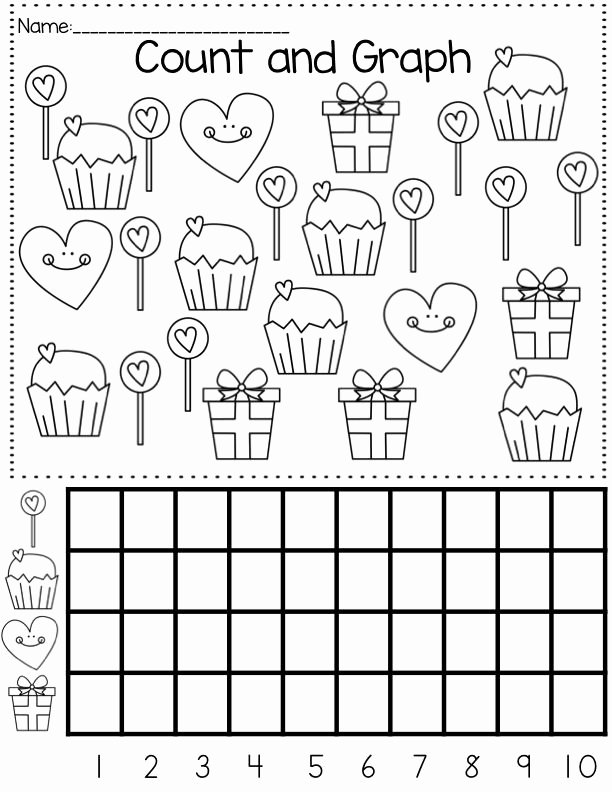 Graph Worksheets for Preschoolers Free Graph Worksheet for Kids