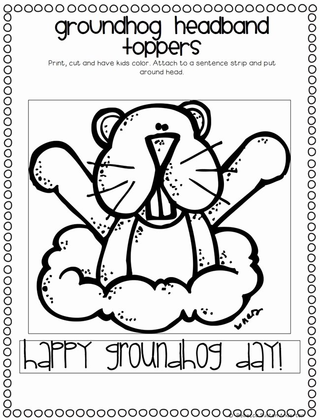 Groundhog Day Worksheets for Preschoolers Best Of It S Groundhog Day 16 Free Teacher Ideas Teach Junkie