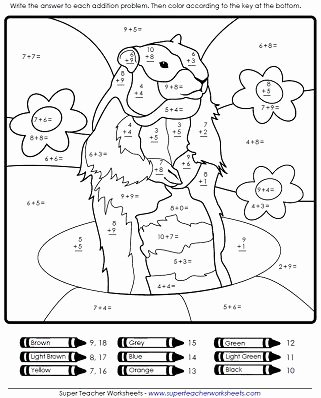 Groundhog Day Worksheets for Preschoolers top Groundhog Day Worksheets