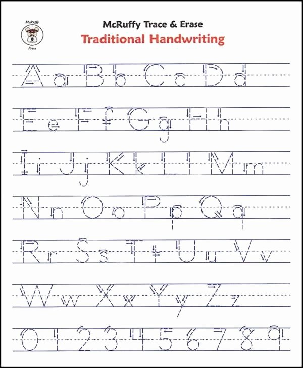 Handwriting Worksheets for Preschoolers Free Lovely Printable Alphabet Worksheets for Preschoolers
