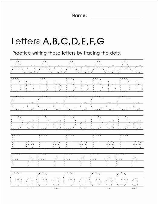 Handwriting Worksheets for Preschoolers Inspirational Worksheet Worksheet Kindergarten Handwriting Worksheets