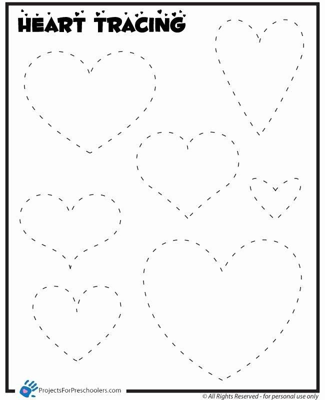 Heart Worksheets for Preschoolers Fresh Preschool Activities Worksheets