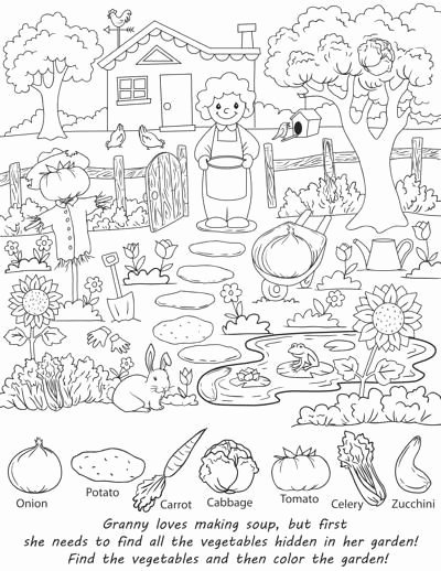 Hidden Picture Worksheets for Preschoolers Best Of Find the Hidden Pictures Printable