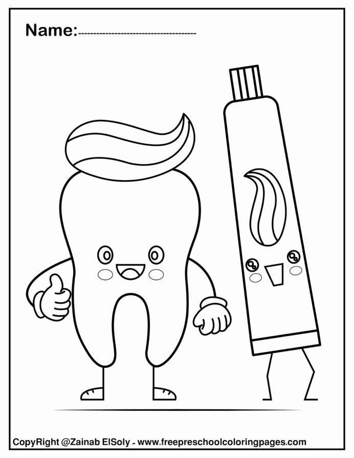 Hygiene Worksheets for Preschoolers Printable Coloring Pages Preschoolivity Sheets Printable Free Dental