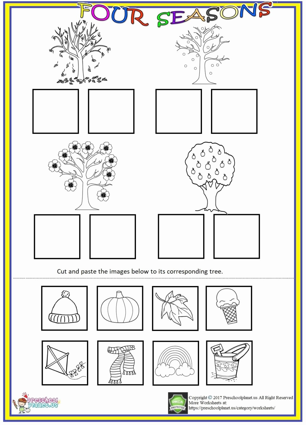 In and Out Worksheets for Preschoolers Printable Worksheet Tremendous In Out Worksheets for Kindergarten