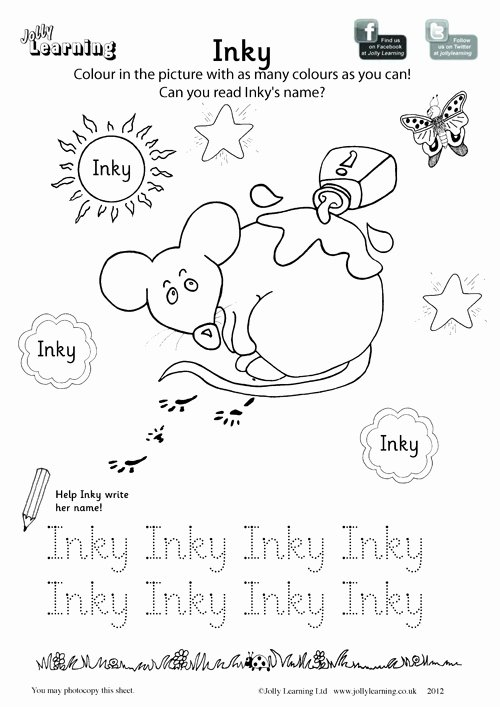 Jolly Phonics Worksheets for Preschoolers Fresh Resource Bank for Teachers and Parents Jolly Phonics
