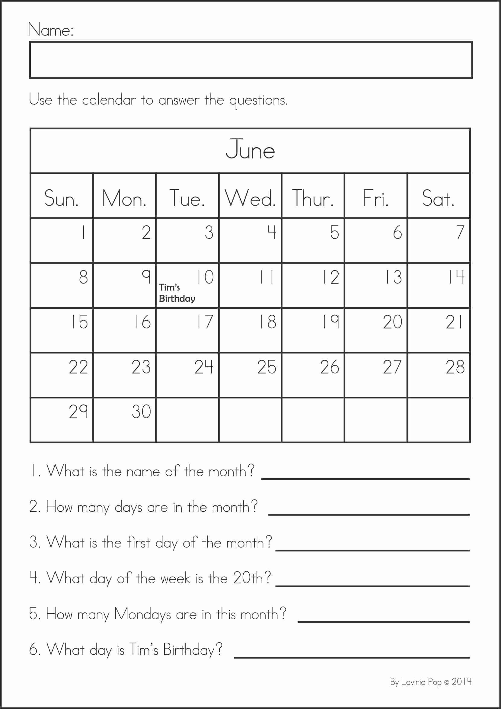 June Worksheets for Preschoolers New Summer Review Kindergarten Math & Literacy Worksheets