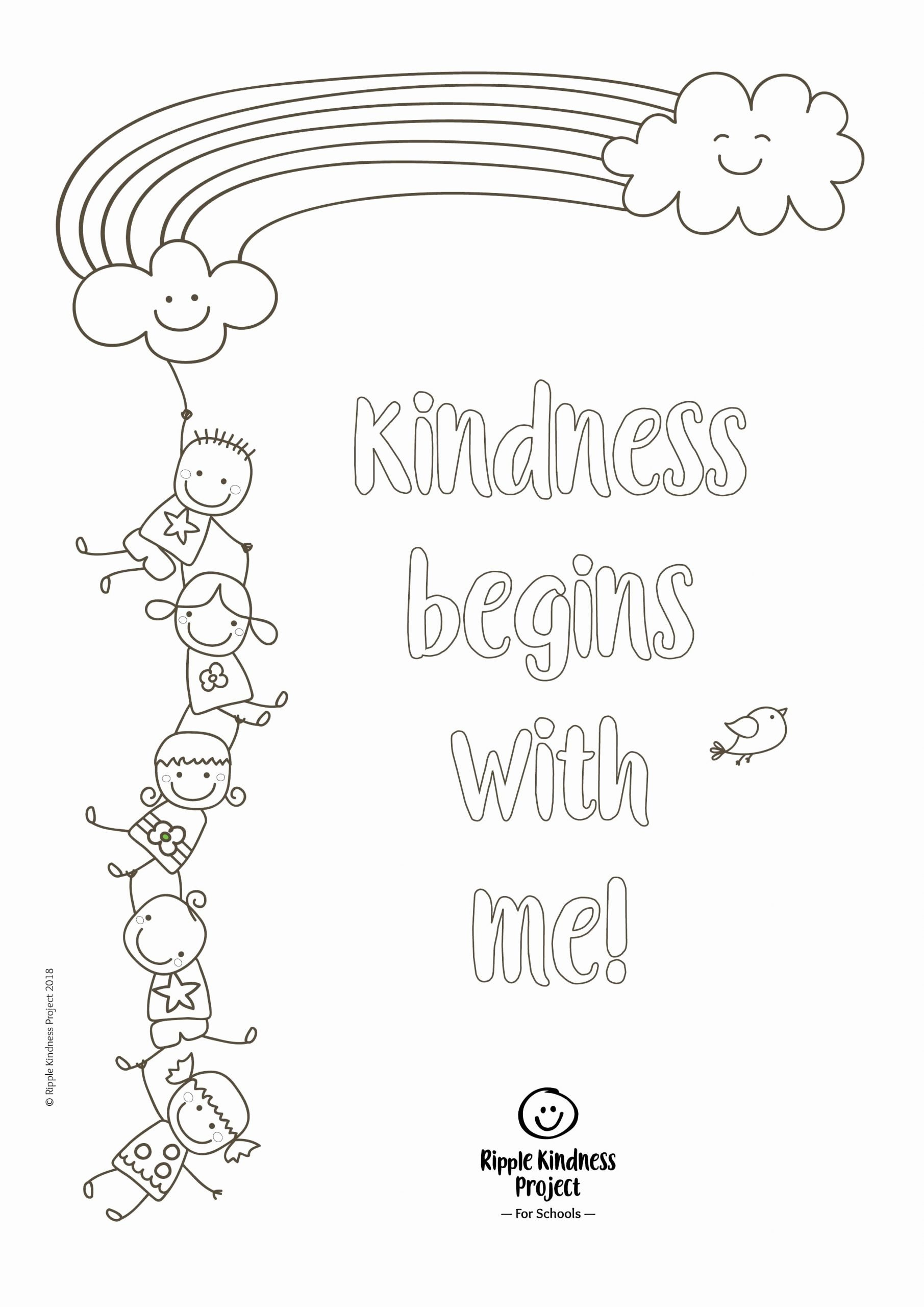 Kindness Worksheets for Preschoolers Inspirational Free Printables
