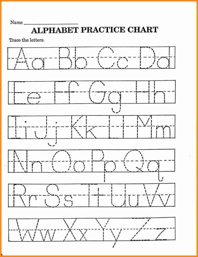 Kumon Worksheets for Preschoolers top Alphabet Worksheets Preschool Free In Printable for Pre