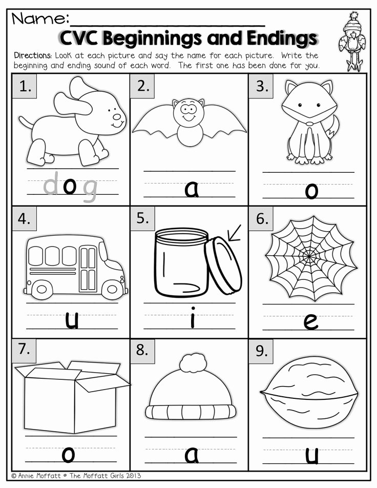Language Worksheets for Preschoolers top Coloring Pages Kindergarten Ela Worksheets February