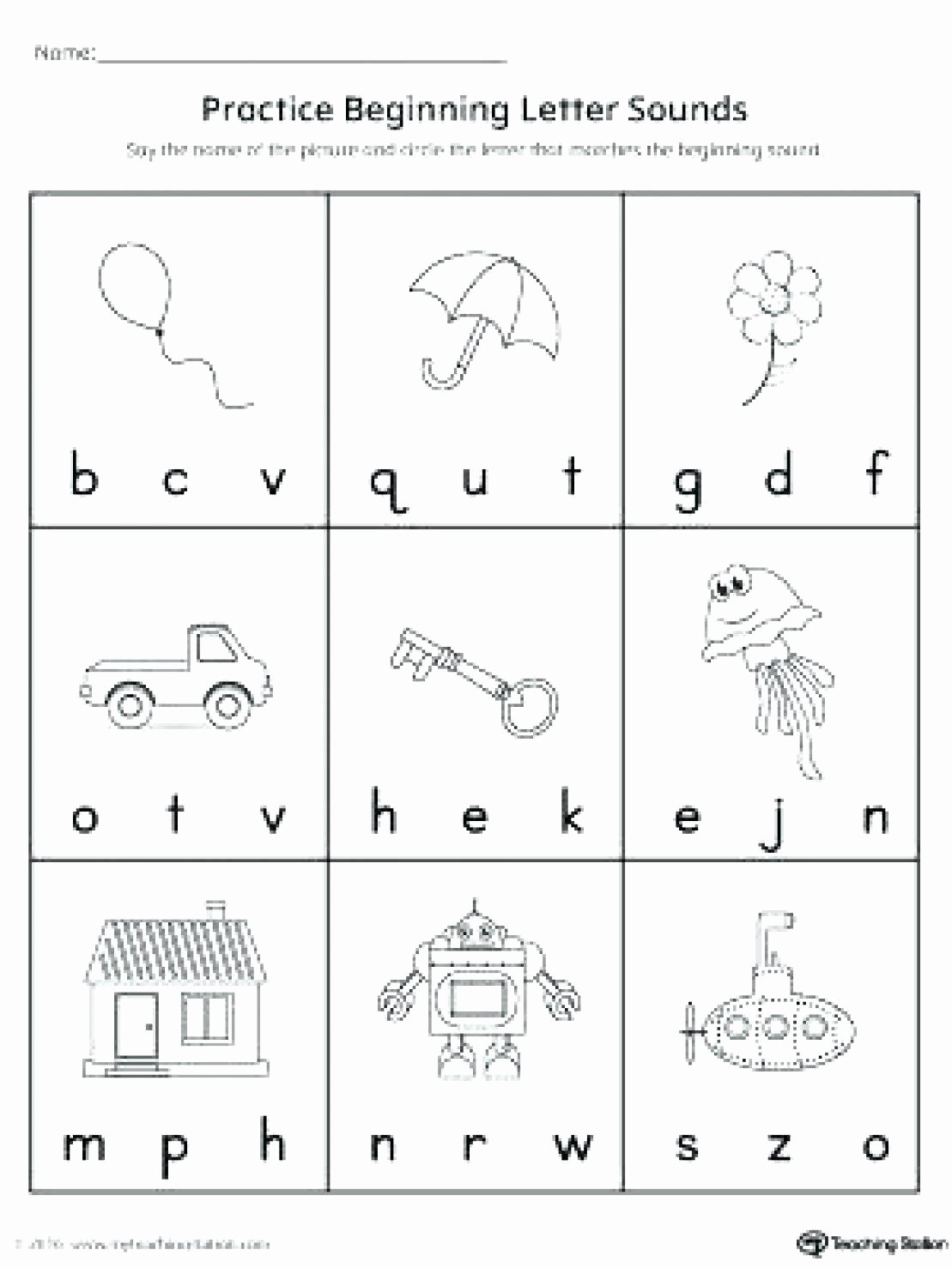 Letter A sound Worksheets for Preschoolers Fresh Letter sound Worksheets for Free Download Letter sound