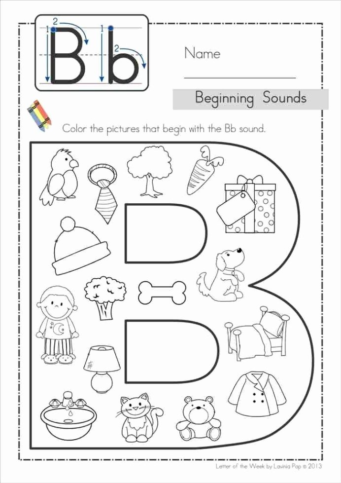 Letter A sound Worksheets for Preschoolers Lovely Free Back to School Alphabet Phonics Letter the Week
