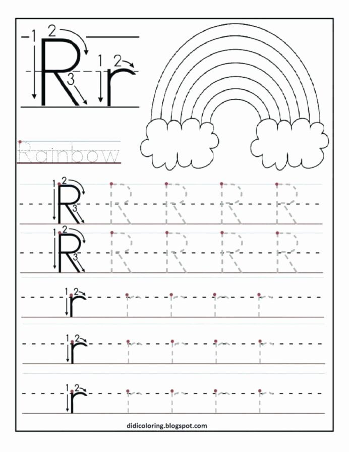 Letter A Writing Worksheets for Preschoolers Lovely Letter forming Worksheets Printable and Activities Basic