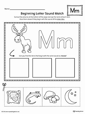 Letter M Worksheets for Preschoolers Ideas Letter M Worksheets for Preschoolers