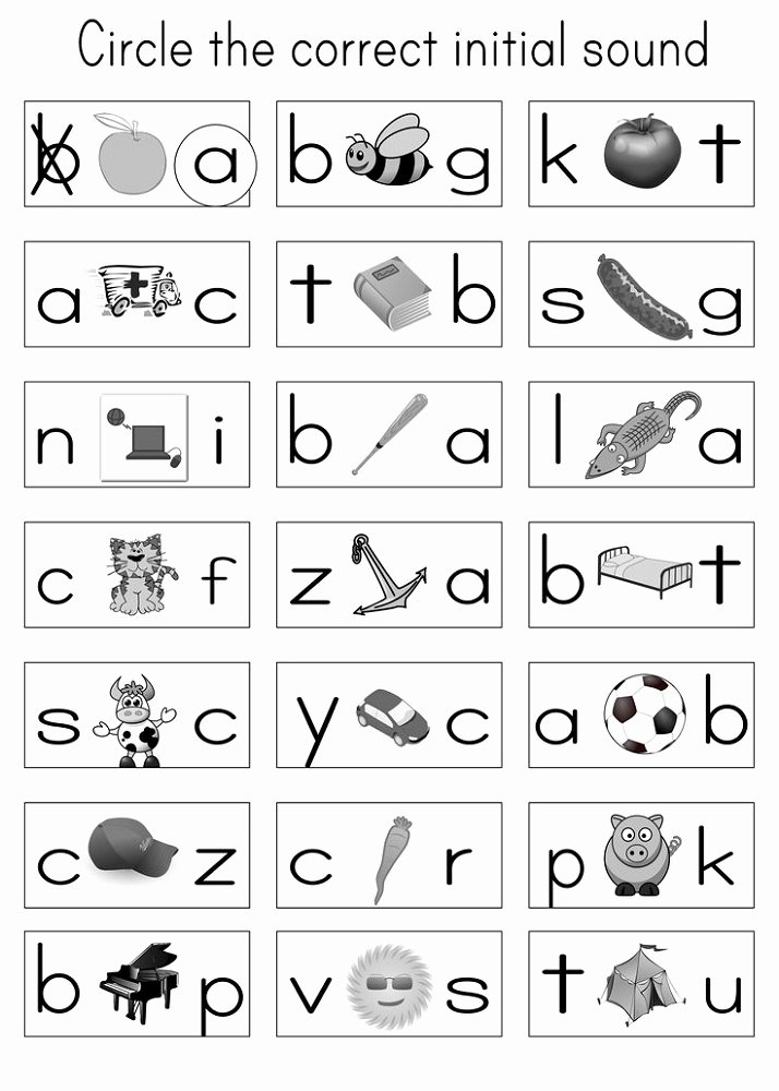 Letter Worksheets for Preschoolers Free Worksheet Worksheet Alphabet Letter Worksheets
