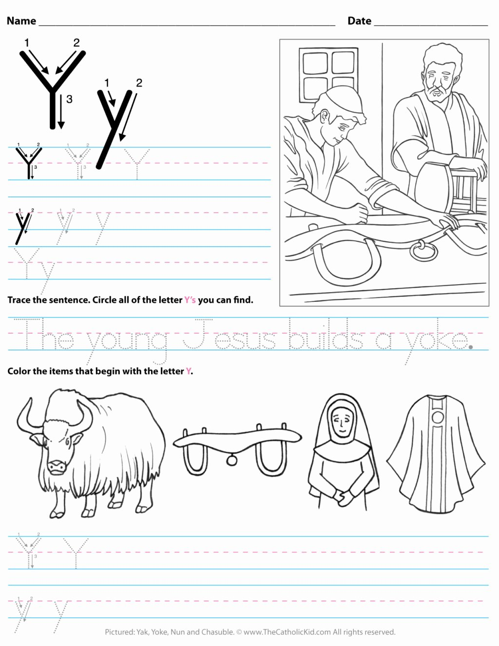 Letter Y Worksheets for Preschoolers Ideas Worksheet Marvelous Alphabet Worksheets for Preschoolers