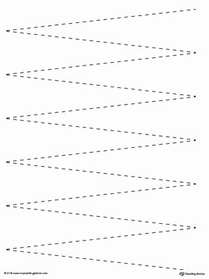 Line Tracing Worksheets for Preschoolers New Worksheet Kindergarten Scissor Skills