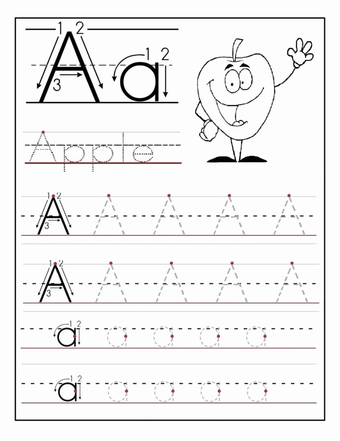 Math Tracing Worksheets for Preschoolers Ideas Trace Letter Sheets to Print Tracing Worksheets Preschool