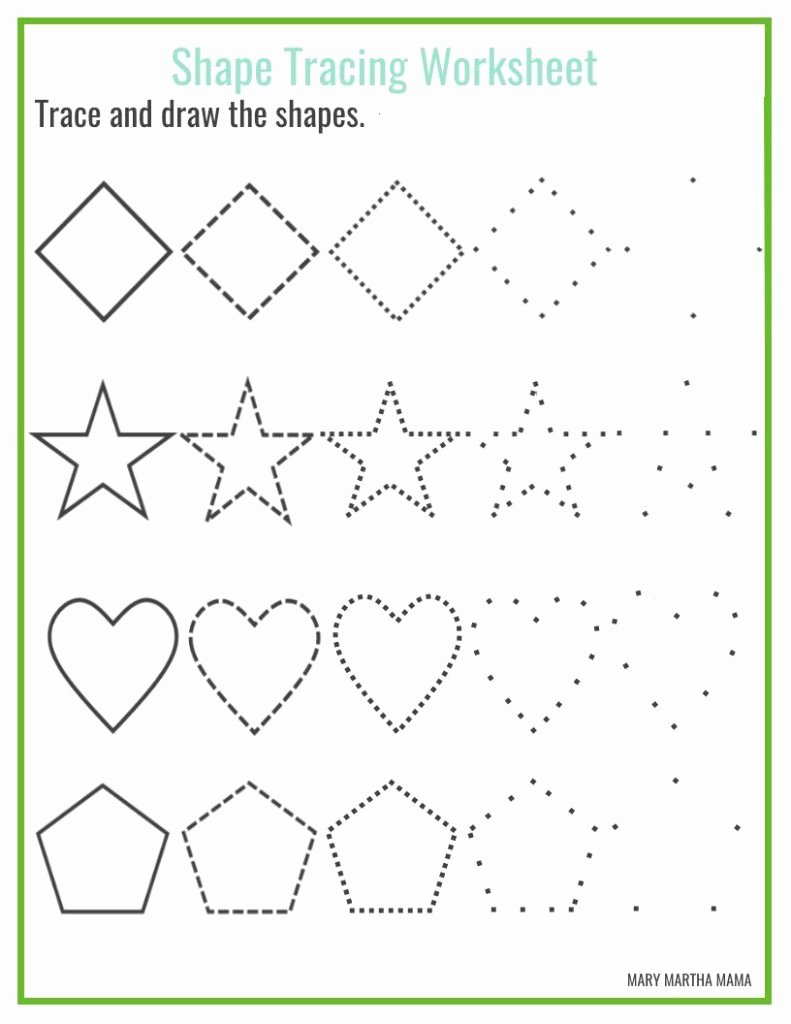 Math Tracing Worksheets for Preschoolers Inspirational Worksheet Worksheet Stunning Tracing Worksheets forn