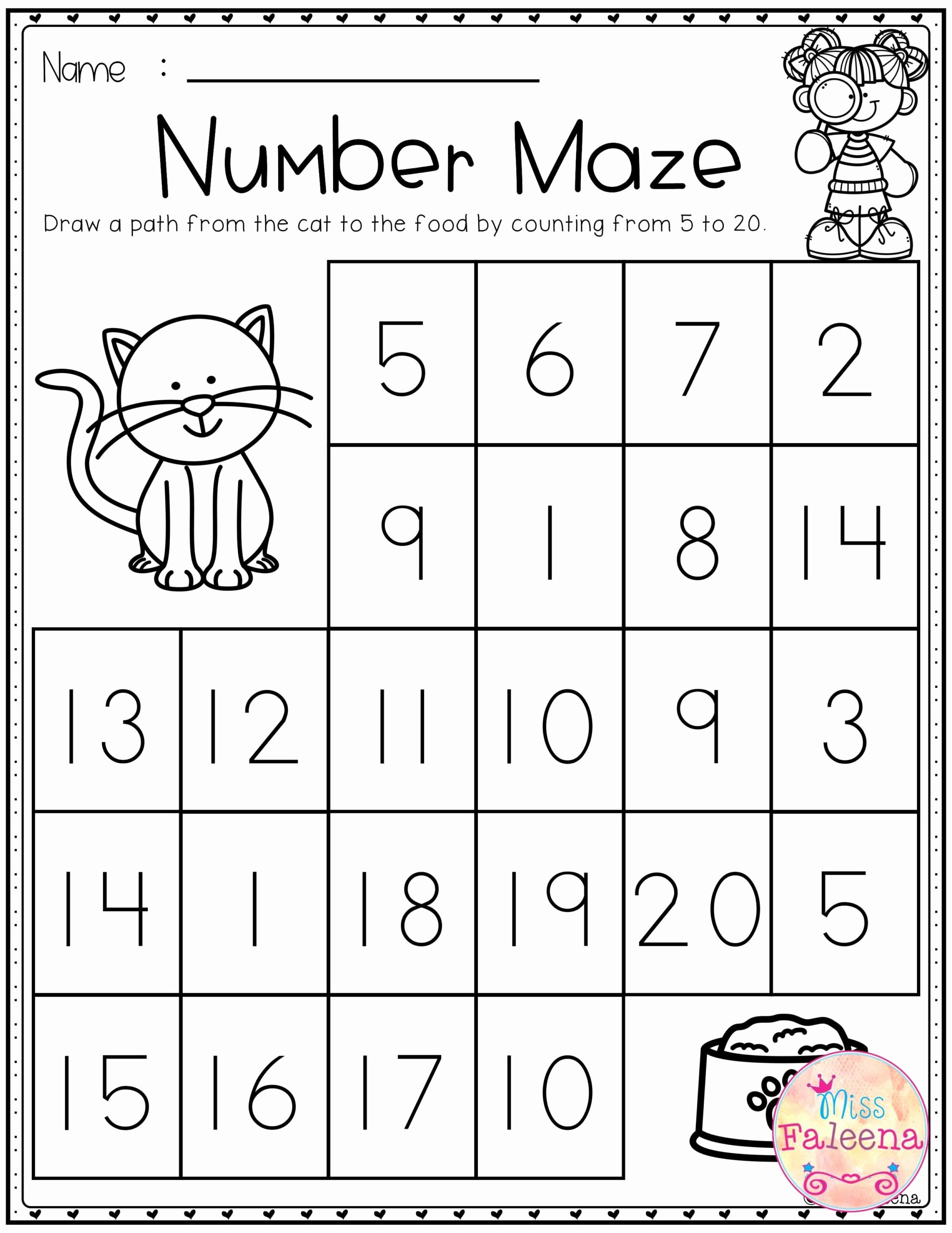 Math Worksheets for Preschoolers Printables Inspirational Math Worksheet Tremendous Math Worksheets Preschool Free