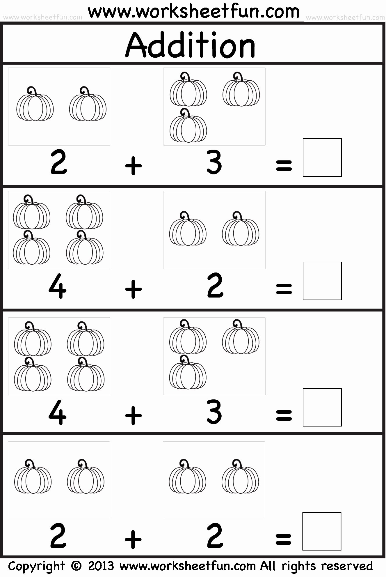 Mathematics Worksheets for Preschoolers Printable Kindergarten Math Worksheets for Printable Preschool