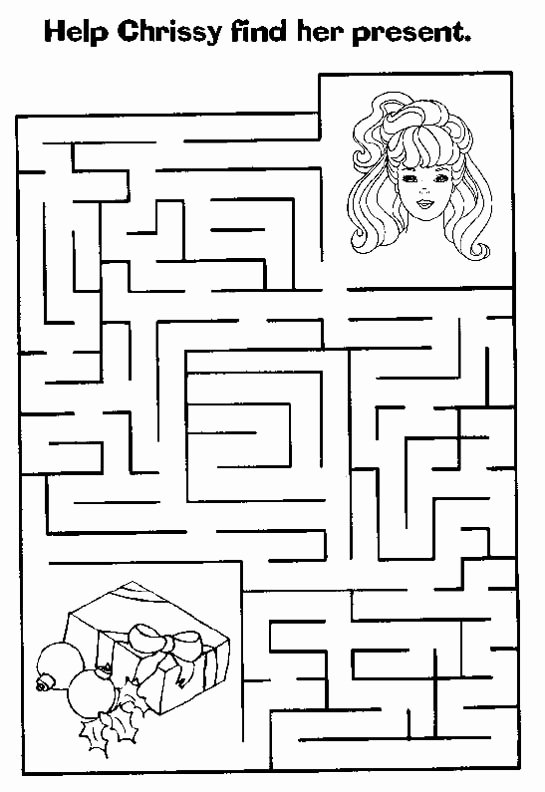 Maze Worksheets for Preschoolers Printable Free Printable Mazes for Kids