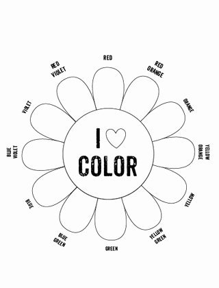 Mixing Colors Worksheets for Preschoolers New Coloring Pages Preschool Colors Worksheets Kindergarten