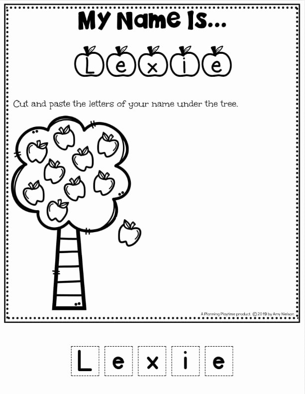 Name Worksheets for Preschoolers Ideas Worksheet Cute Name Worksheets forhool Easy and Fast