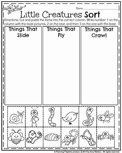 Nature Worksheets for Preschoolers Fresh Pin by Shelly Davis On Nature and Science Worksheets