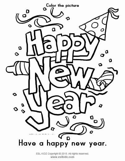 New Year Worksheets for Preschoolers Ideas New Years Activities Games and Worksheets for Kids Year