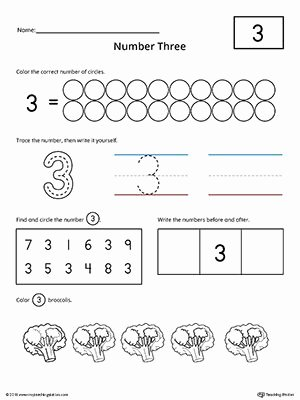Number 19 Worksheets for Preschoolers Ideas Number 19 Practice Worksheet