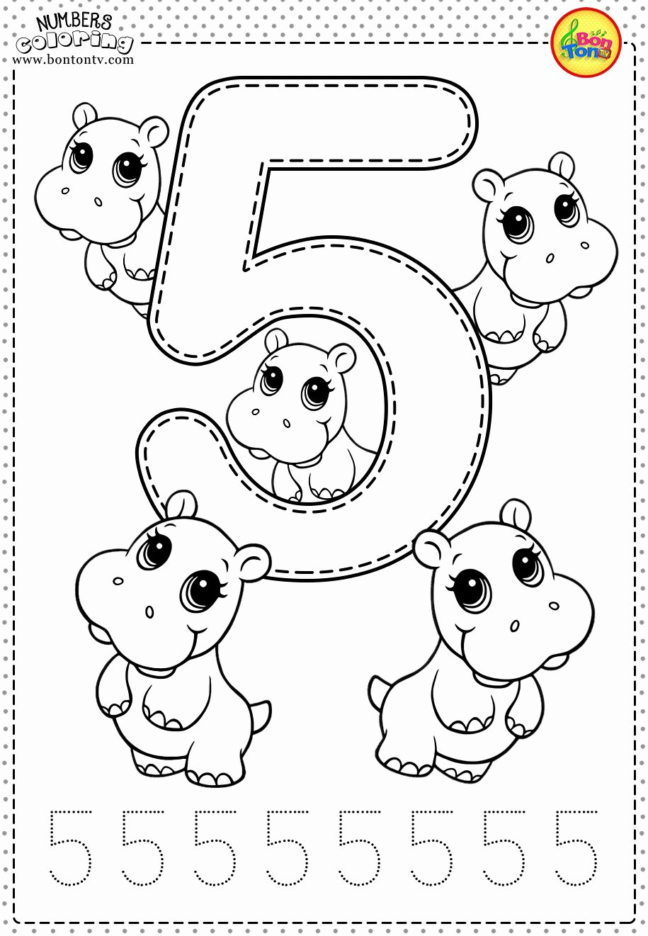 Number Coloring Worksheets for Preschoolers Best Of Number Coloring Worksheets Schools Preschool Printable