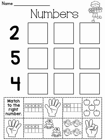 Number Sense Worksheets for Preschoolers Fresh First Grade Math Unit 1 Number Sense Counting forward Ten
