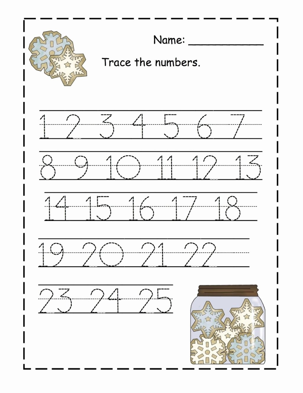 Number Tracing Worksheets for Preschoolers Ideas Worksheet Worksheet Free Tracing Worksheets astonishing